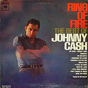 Johnny Cash - Ring Of Fire - The Best Of Johnny Cash FLAC album